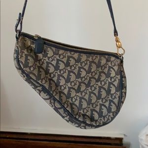Dior Bags - Dior mini saddle bag